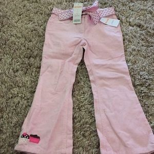 NWT gymboree pants size 4